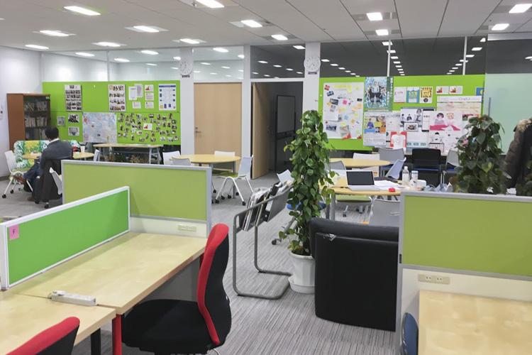 オフィスの写真2